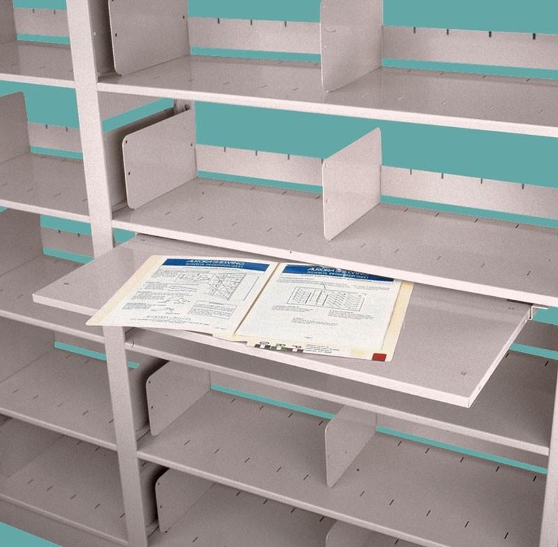 Letter Reference Shelf